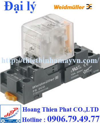 relay weidmuller Việt Nam3