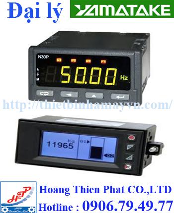 Đồng hồ đo nhiệt độ Yamatake1