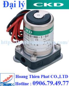 Van điện từ CKD Việt Nam1