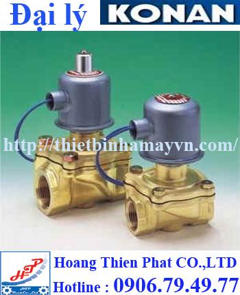 Van điện từ Konan Việt Nam3